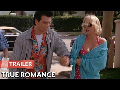 True Romance 1993 Trailer HD | Christian Slater | Patricia Arquette