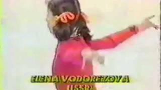 Elena Vodorezova 1976