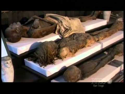 Nova The Mummy Who Would Be King