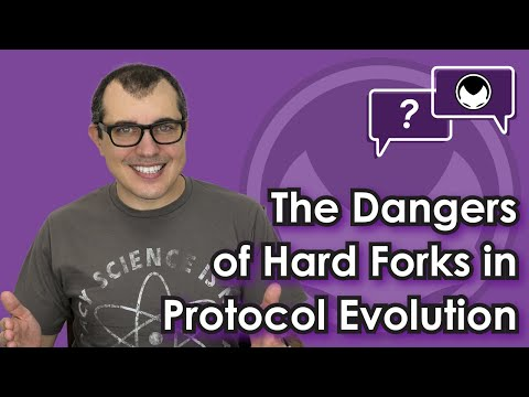 Bitcoin Q&A: The dangers of hard forks in protocol evolution