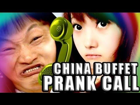 ✆ CHINA BUFFET PRANK CALL!