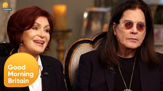 Gambar cover Sharon Osbourne Says She Was Broken in Every Sense Because of Ozzy's Cheating   Good Morning Britain