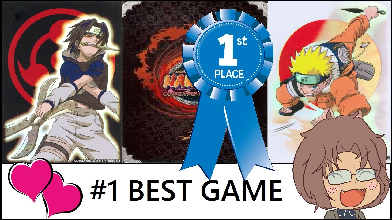 Naruto CCG Review ~ Best Card Game of All Time Edition - YouTube