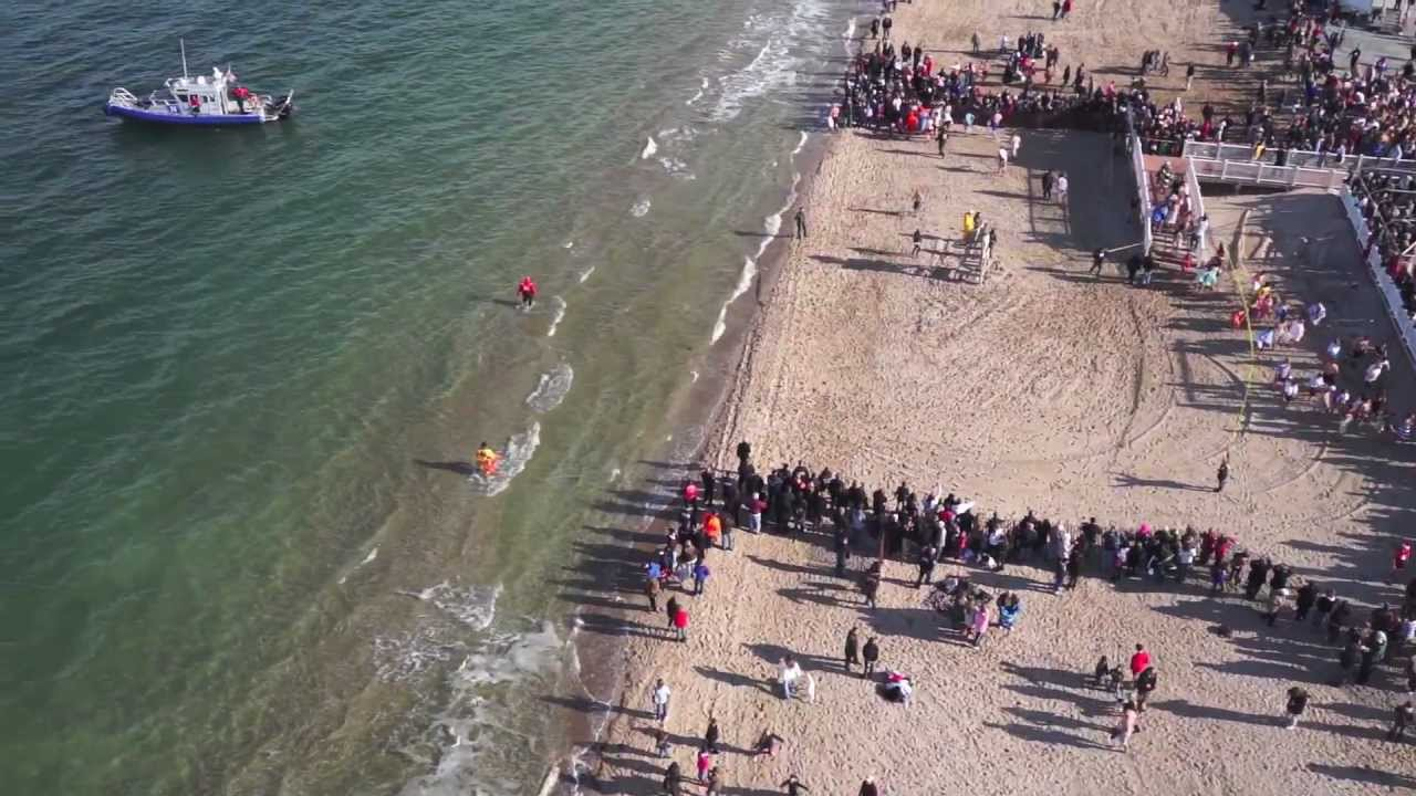 Polar Plunge For Special Olympics Ny Cedar Beach Brookhaven Town