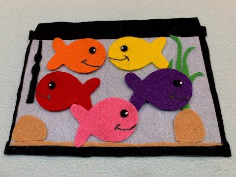 Preschool Rhymes & Songs  - Fish