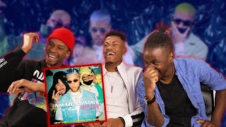 Jhay Cortez, J. Balvin, Bad Bunny - No Me Conoce Remix (Reaction)