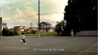Playing in the Streets of Fukushima - Children of the Tsunami - BBC Two