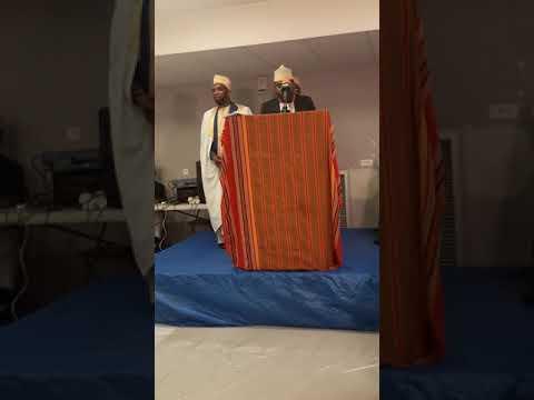 Maoulid barzanji wakana Albadaoui Ahmed