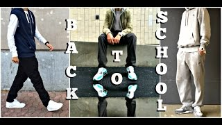 || Back To School Outfits - Men Edition ||