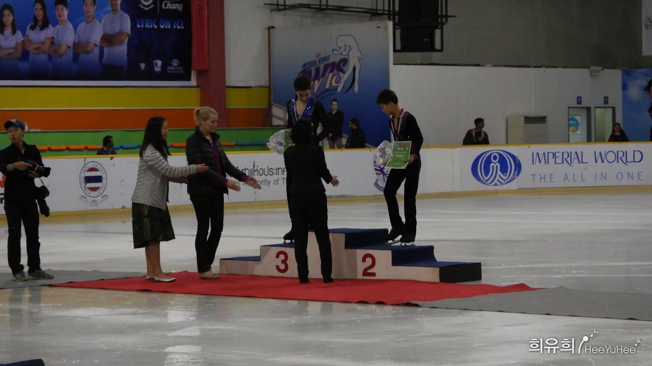 asian open figure skating trophy 2015 advanced novice boys