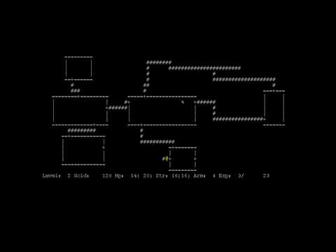 Rogue – The Original Roguelike