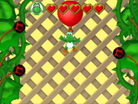 Mario Party DS - Feed and Seed (Piranha Plant)