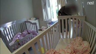 DISTURBING: Home Security Video Shows Repairman Examining Child's Underwear | ABC7