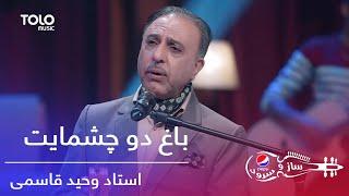 استاد وحید قاسمی - باغ دو چشمایت /Pepsi's Saz O Surood - Ustad Vaheed Kaacemy - Baghe Do Chashmayet