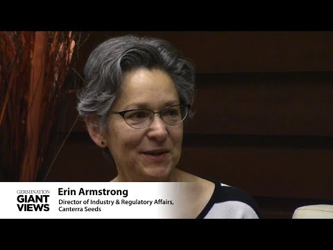 Erin Armstrong (Canterra Seeds) Public Private Partnerships, Progress Unhampered By Tradition