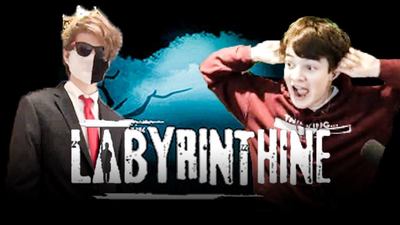 Ranboo & Tubbo Play Labyrinthine