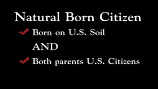 Canadian Correspondent Talks Natural Born Citizen: Obama, Cruz, Rubio Not Eligible