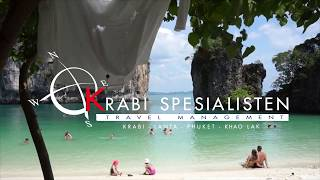 Best Thailand Island Hoppig - Hong Islands by Longtail Boat - Best Thailand Krabi Tours