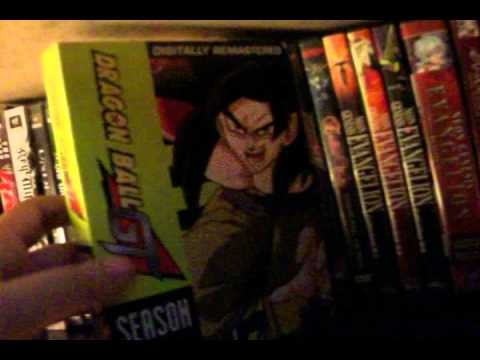 My DVD Collection Part 2: CD's, WWE, And Anime