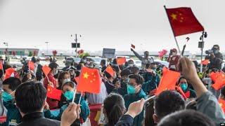 """推特上的中国:中共内部还有""""强硬派""""""""温和派""""之分吗?"""