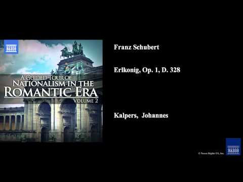 franz-schubert,-erlkonig,-op.-1,-d.-328