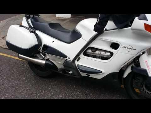 NOVO MOTOBOY EM LONDRES ( ESTAFETA ) PAN EUROPEAN