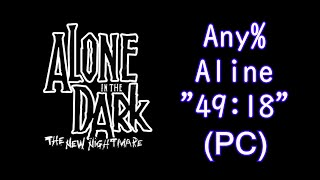 Скачать Alone In The Dark The New Nightmare Aline Speedrun Any PC 49 18