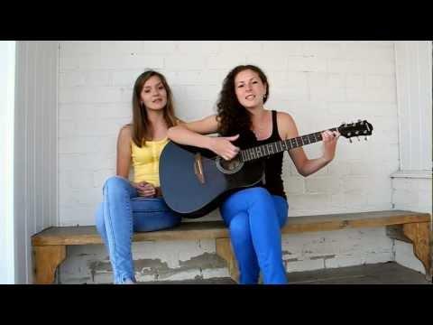 Яна и Аня - Ты да я, да мы с тобой под гитару