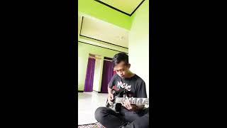Guitar Cover Paling Ku Sayang - Jacky Hasan
