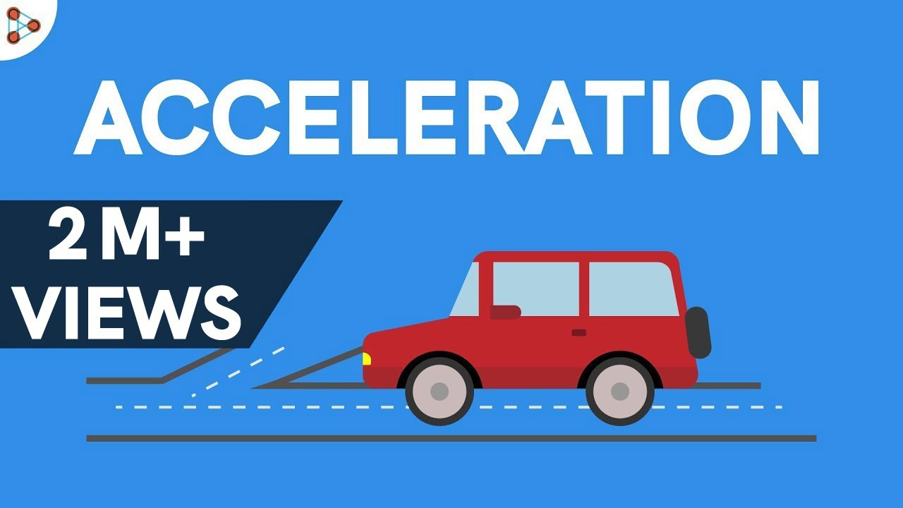 Physics - What is Acceleration? - YouTube Acceleration Physics