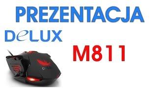 Unboxing Myszki dla graczy Delux M811 - HardPC TV #36