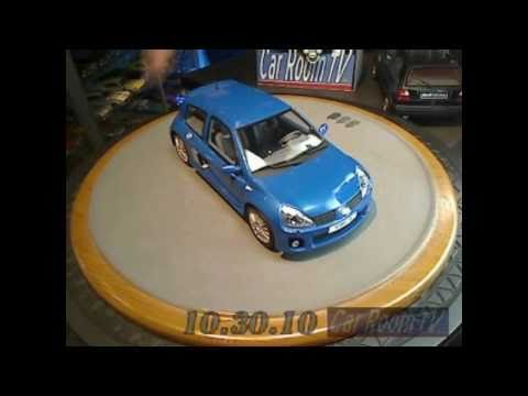 Car Room TV: Otto Mobile 1:18 Model Cars
