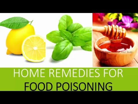 Home Remedies for Food Poisoning | How to Treat Food Poisoning