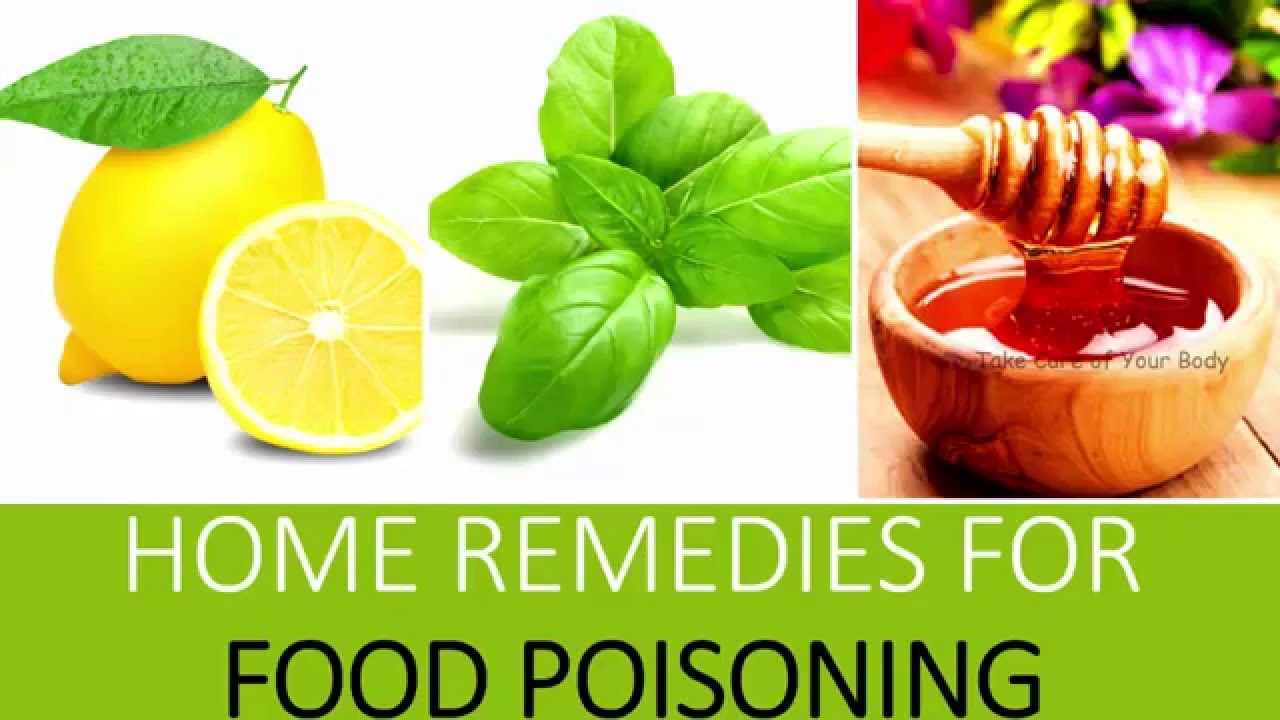 Home Remedies For Food Poisoning | How To Treat Food Poisoning  Food Poisoning Duration