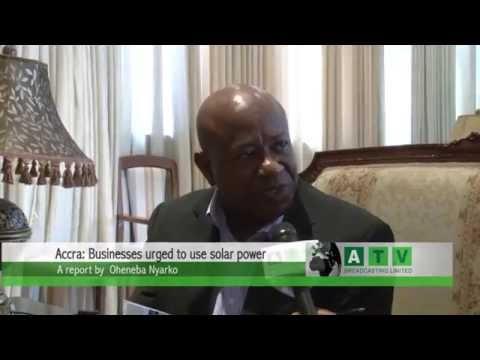 ATV Business News, Accra, Ghana - March 18, 2015