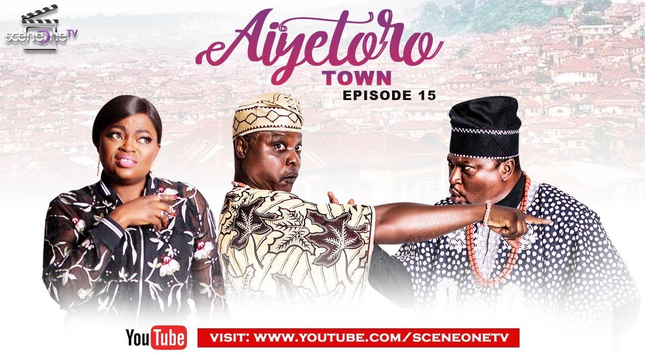 Download Aiyetoro Town Episode 15 - GOT SERVED