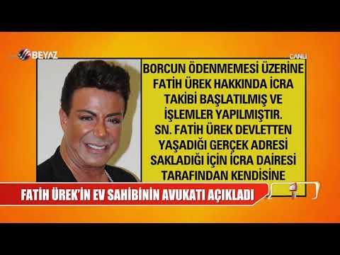 Bodrum'da lüks bir villa satın alan Fatih Ürek'e icra şoku!