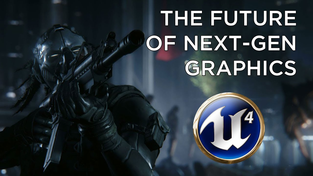 The Future of Next-Gen: Unreal Engine 4 Interview with Epic Games VP Mark Rein at GDC 2013