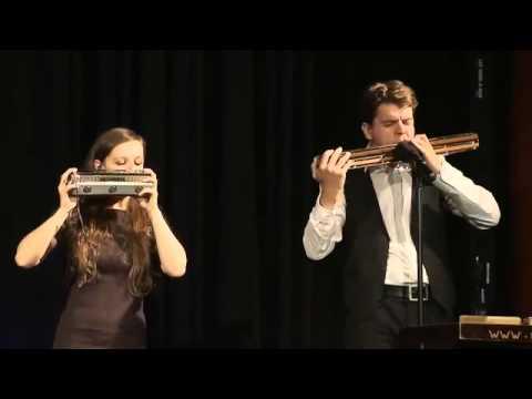 Mundharmonika Quartett Austria - Spiel mir das Lied vom Tod