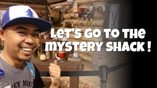D23: Let's go to Gravity Falls Mystery Shack!