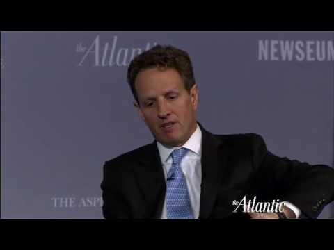 Eric Geithner and James Bennet / Washington Ideas 2011