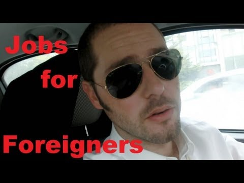 China, How it is - Jobs for foreigners