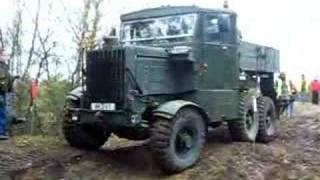 Scammell Explorer (diesel) off road