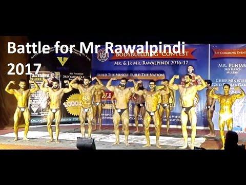 Battle for MR Rawalpindi 2017