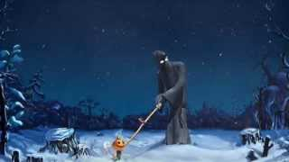 Animated films for adults.Cheerful Santa.Мультфиль...