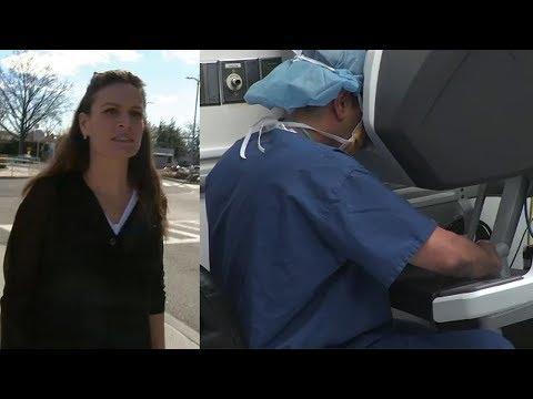 Long Island doctors perform 1st robotic mastectomy, breast reconstruction