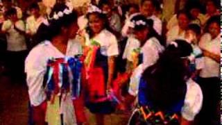 Despedida de las Pallas 2009 en Langla - Lunahuaná