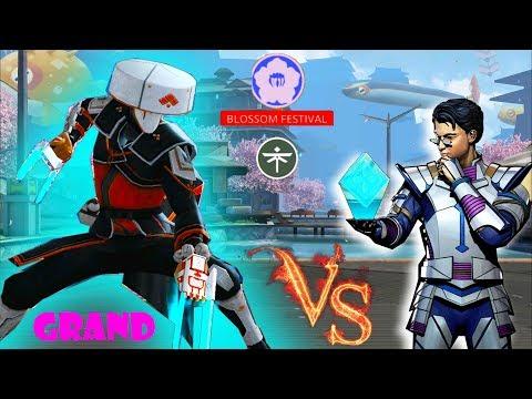 Shado Fight 3 Event Blossom Festival: Cyan Talons - Grand √