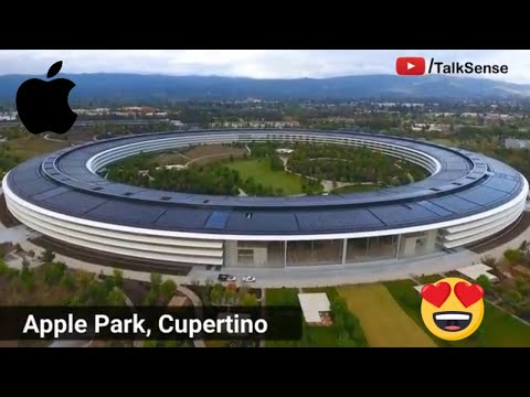 Inside Apple headquarters at Cupertino | Apple Park | Working at Apple