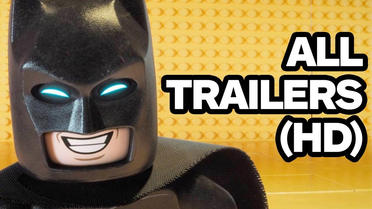 Download Lego Batman Movie - All Trailers (2017)